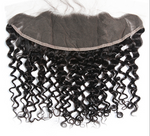 CR- HD FRONTALS 13 X 4 - INDIAN CURLY