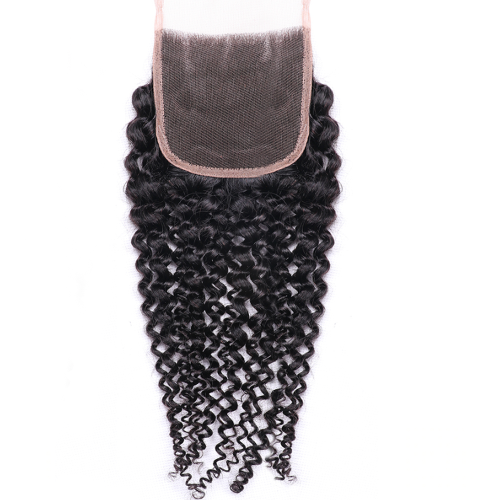CR-LACE CLOSURES 5 X 5 - INDIAN CURLY
