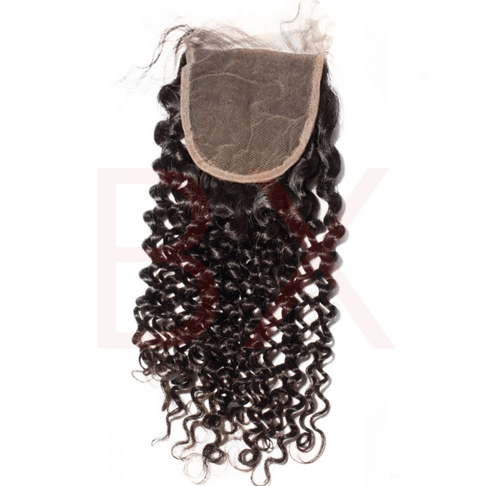 CR-HD CLOSURES 5 X 5 - INDIAN CURLY