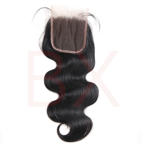 CR- 3 BUNDLES + CLOSURE - MALAYSIAN