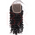 CR- HD CLOSURES 4 X 4 - INDIAN CURLY