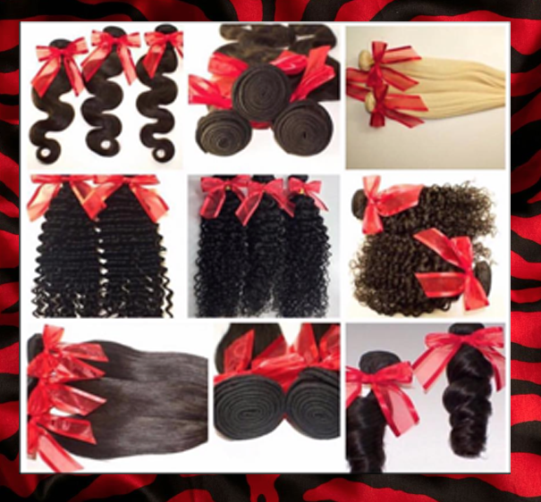 Premier Brazilian Collection Sample Pack (Brazil Straight/Body/Loose/Deep)