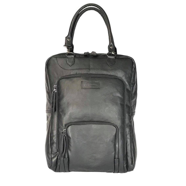 """The Carla"" Leather Travel Bag"