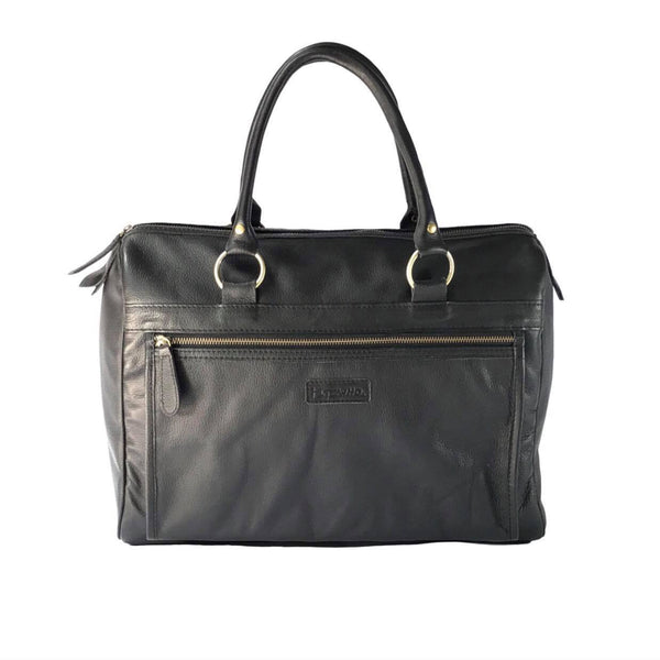 The Curt Weekender Black Bag