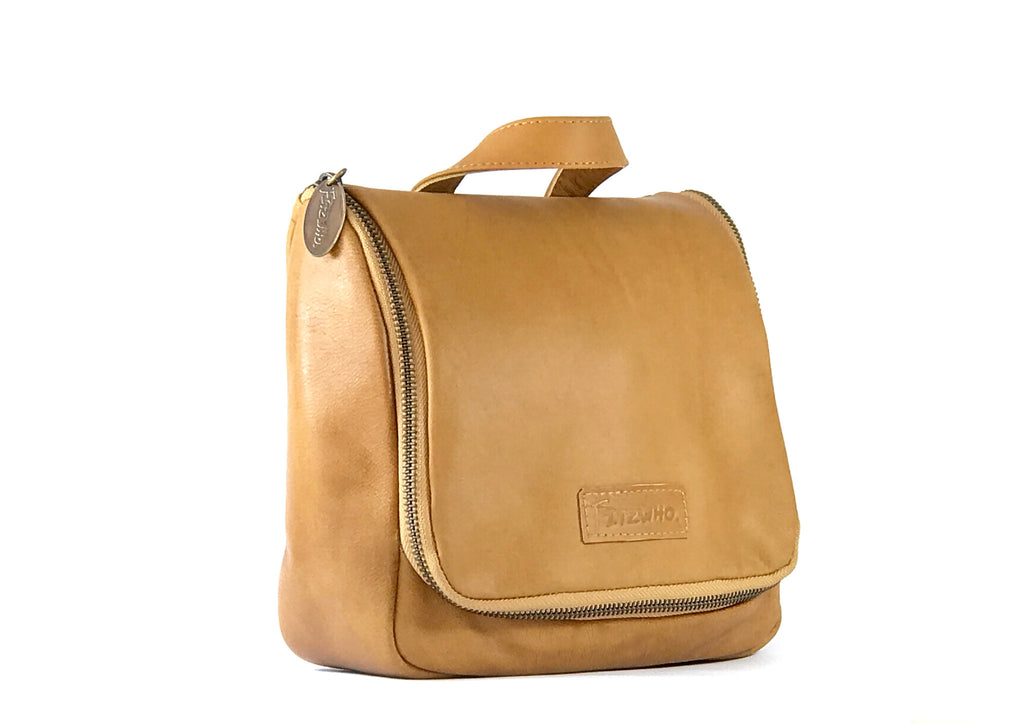 """Urban"" Tan Travel Bag"