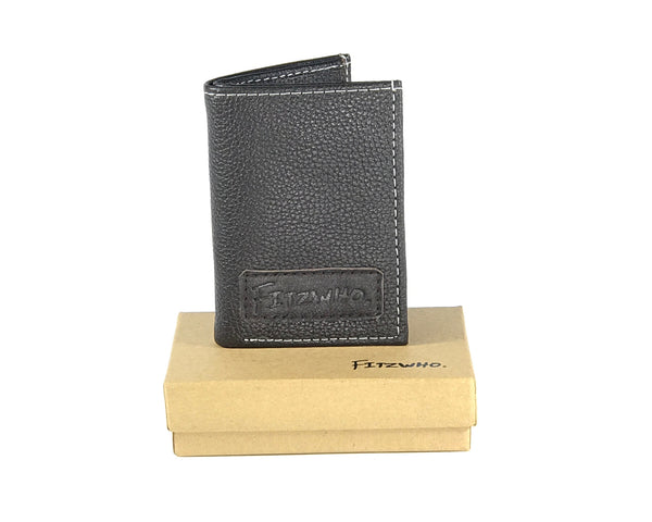 Albin Black Wallet