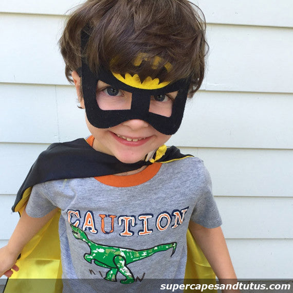 Superhero Cape and Mask - Super Capes and Tutus, Superhero Capes, [product_tags]