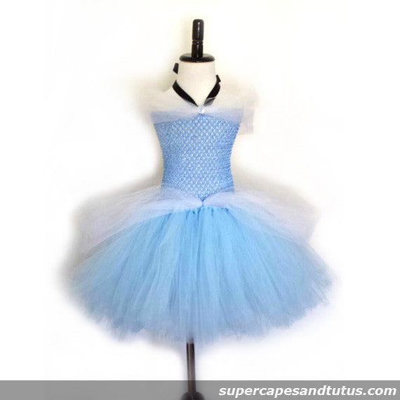 Fairytail Princess Inspired Tutu Dress - Super Capes and Tutus, Tutu Dress, [product_tags], Super Capes and Tutus