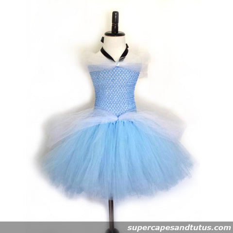 Cinderella Inspired Tutu Dress - Super Capes and Tutus, Tutu Dress, [product_tags]