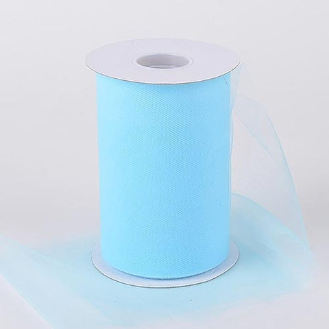 Light Blue Tulle Roll - Super Capes and Tutus, DYI Tutus, [product_tags], Super Capes and Tutus