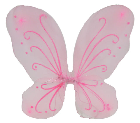Light Pink Butterfly Wings - Super Capes and Tutus, Butterfly Wings, [product_tags], Super Capes and Tutus