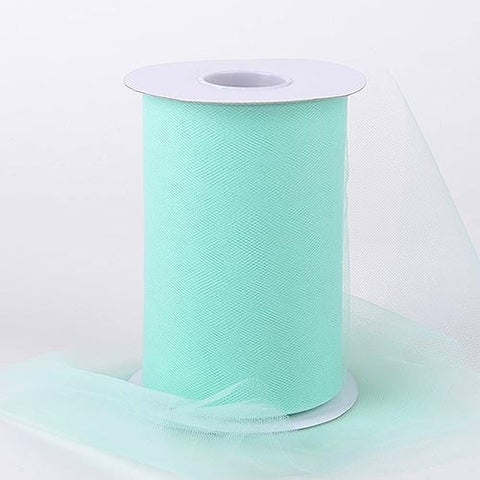 Mint Green Tulle Roll - Super Capes and Tutus, DYI Tutus, [product_tags], Super Capes and Tutus