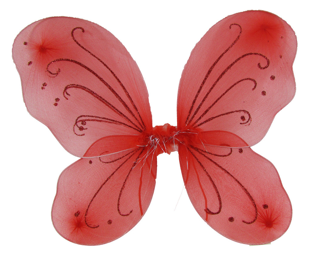 Red Butterfly Wings - Super Capes and Tutus, , [product_tags]