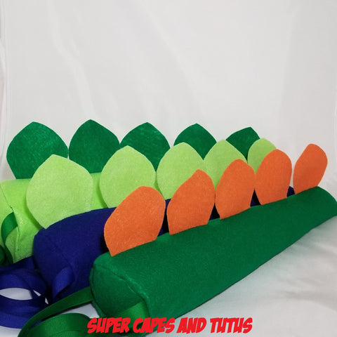 "Party Pack Dinosaur Tails - 12"" Long"