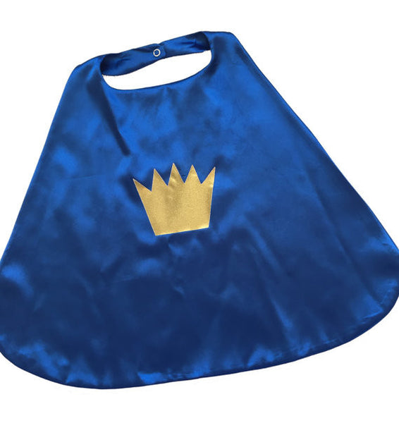 Little Prince Birthday Cake Smash Outfit - Super Capes and Tutus, Birthday Outfits, [product_tags], Super Capes and Tutus