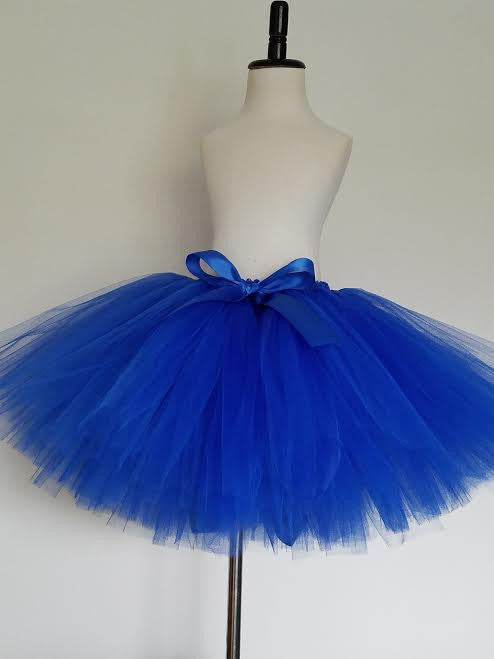 Royal Blue Tutu Skirt - Super Capes and Tutus, Tutu Skirt, [product_tags], Super Capes and Tutus