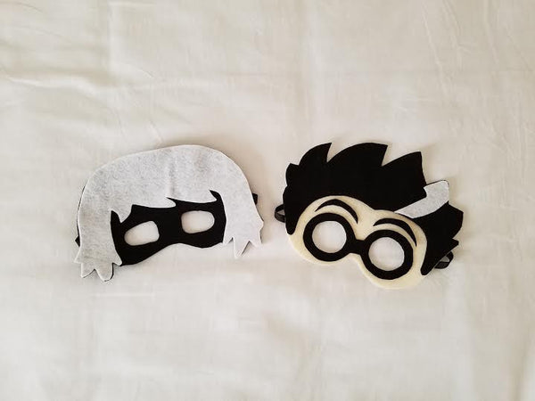 Disney Inspired PJ Mask Superhero Mask - Super Capes and Tutus, Superhero Masks, [product_tags]