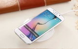 Latest 2016 – Wireless Qi Charger - Premium Quality Customized Round Mini Ultra Thin Phone Wireless Charger Charging For All Mobile Phone (Samsung and Iphone models) – Contact: 5035 0303 - Qtopdeals - 3
