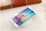 Latest 2016 – Wireless Qi Charger - Premium Quality Customized Round Mini Ultra Thin Phone Wireless Charger Charging For All Mobile Phone (Samsung and Iphone models) – Contact: 5035 0303 - Qtopdeals - 12