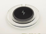 Latest 2016 – Wireless Qi Charger - Premium Quality Customized Round Mini Ultra Thin Phone Wireless Charger Charging For All Mobile Phone (Samsung and Iphone models) – Contact: 5035 0303 - Qtopdeals - 13
