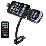 High Quality Bluetooth MP3 USB / Phone Holder / Remote - Qtopdeals - 1