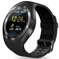 HAWK Q24 – WATER PROOF W40 WATCH WITH SIM CARD & MEMORY CARD  SCRATCH RESISTANT -  1.2 INCH LCD ROUND SCREEN