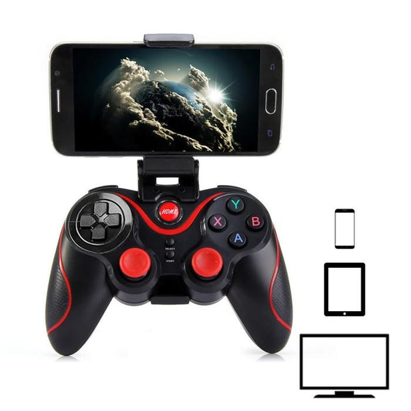 HAWK SMART PHONE GAMES CONTROLLER WIRELESS JOYSTICK BLUETOOTH 3.0 ANDROID  GAMEPAD GAME REMOTE CONTROL FOR PHONE 52755ba739d7