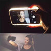 Luxury Selfie LED phone case for iPhone smart phone cover