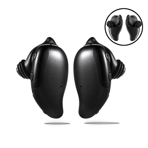 Noise Cancelling Sweatproof Earphones for Cellphones on Sports and Driving