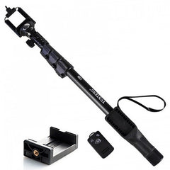 Yunteng YT-1288 Extendable Camera Shooting Handheld Monopod Tripod Mount Holder - 1 Year Warranty