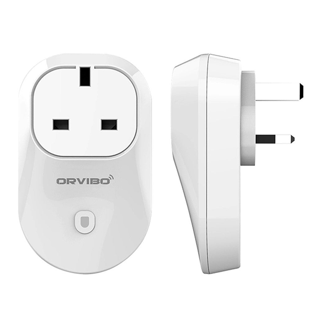 Save electricity wastage  – Brand New 2016 - Wi-Fi Smart Socket Outlet S20 GCC Plug Remote Control Your Appliances On/off (GCC Plug) – Contact: 5035 0303 , Free Same Day Delivery - Qtopdeals - 2