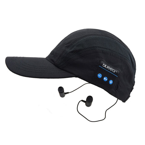Hawk Bluetooth Hat Smart Baseball Cap
