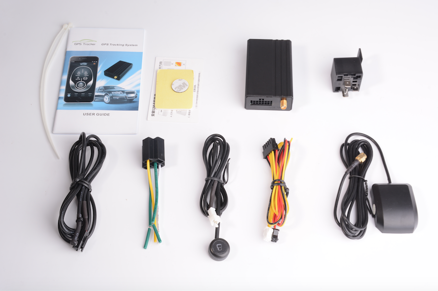 GSM Car Tracking Device