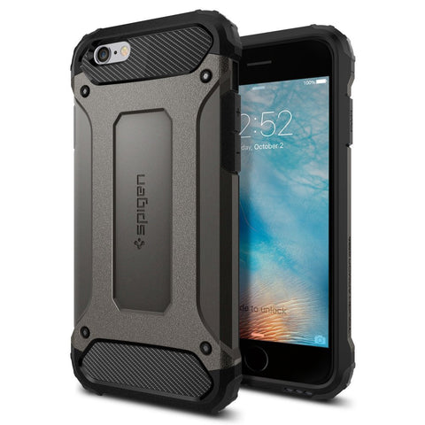 HAWK - AH9 iPhone 6S Case Tough Armor Tech and Ultimate Shock Absorber - Qtopdeals - 1