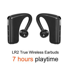 HAWK® Mini Wireless Headphones 7 Hours Music Time, 30 Days Standby Time