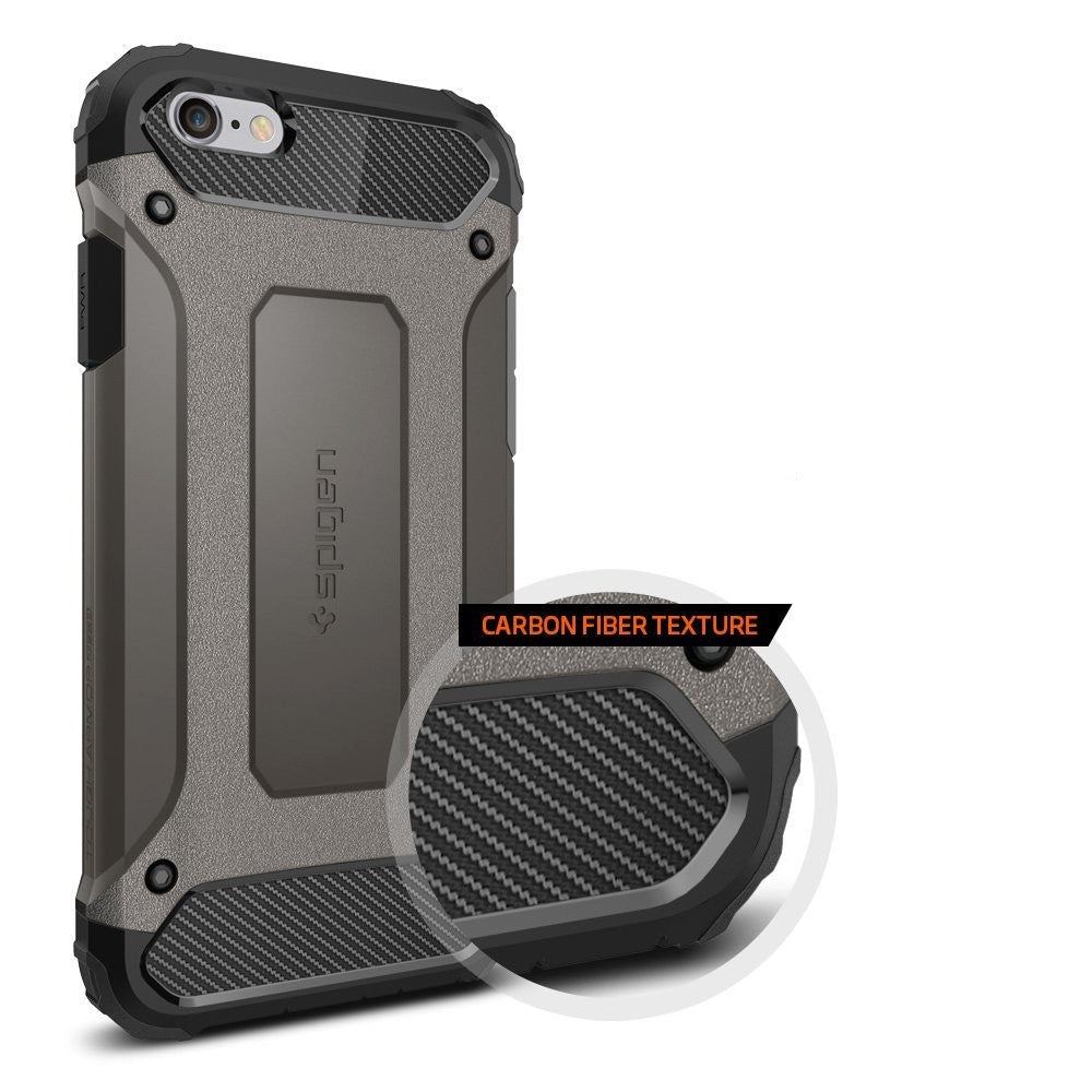 HAWK - AH9 iPhone 6S Case Tough Armor Tech and Ultimate Shock Absorber - Qtopdeals - 3