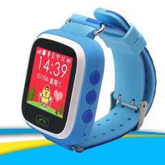 HAWK KIDS TRACKING WATCHES Q60 INTELLIGENT GPS SMART WATCHES PHONE CALL FOR KIDS ANTI-LOST MONITOR