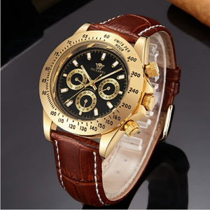 skeleton mechanical winner men product golden image watches products grande watch steel stainless