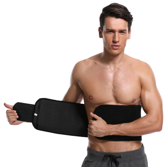 c71b855eba WAIST TRAINER SWEAT BELT PREMIUM TRIMMER BELT BODY SHAPER HOT WAIST SHAPES  CINCHER PLASTIC FOR MEN