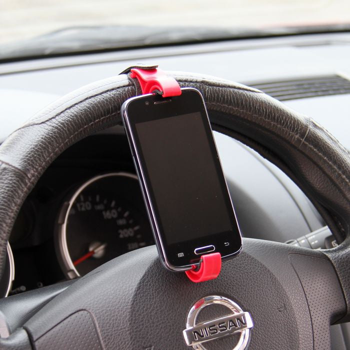 Steering Phone Holder - Vertical