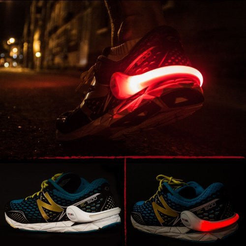 Latest – Waterproof Led Shoe Clip Light - For Running, Cycling, Walking, Jogging, Horse Riding & all outdoor sports.