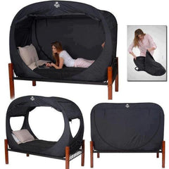 THE PRIVACY BED TENT