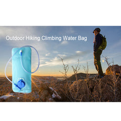 2.5L foldable army clean water bladder
