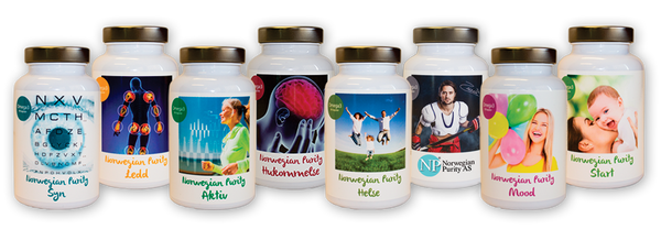 Norwegian Purity Omega-3 Alle