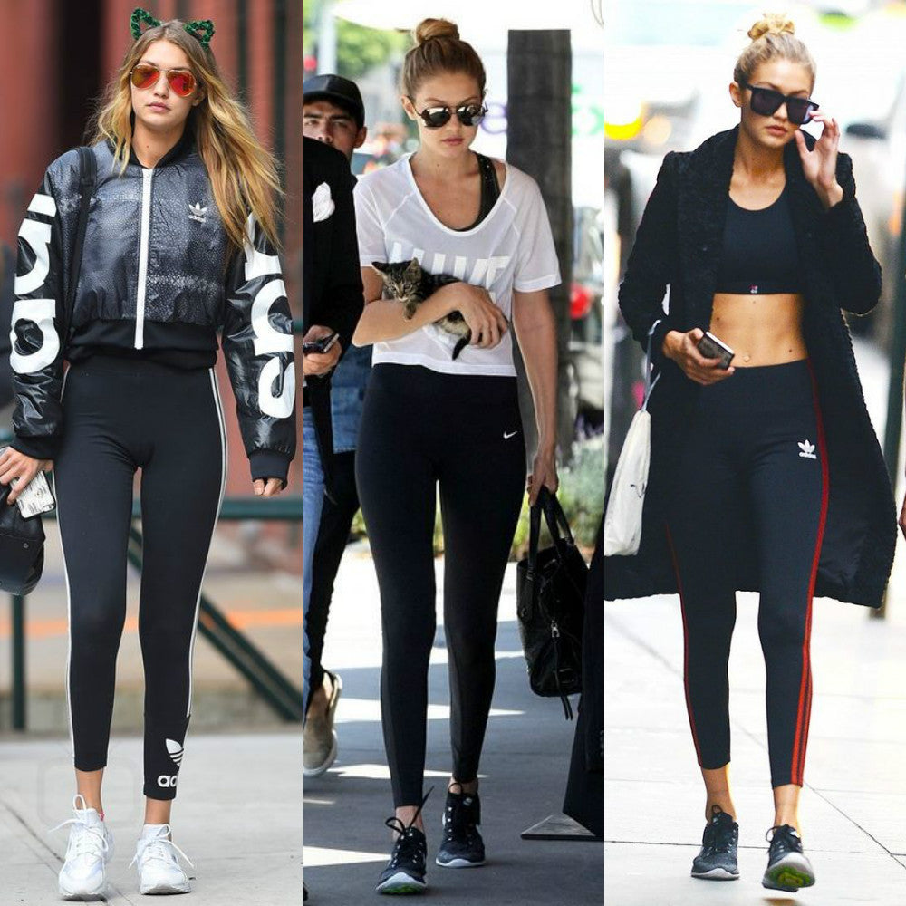 20+ Dress For The Gym Like Gigi Hadid
