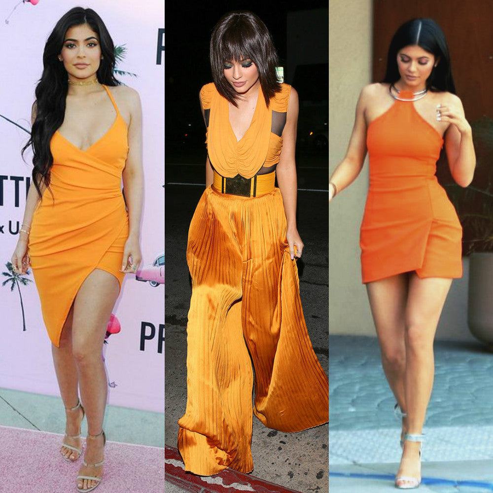 30+ Street Statement Orange Outfits To Rock Your Whole Year