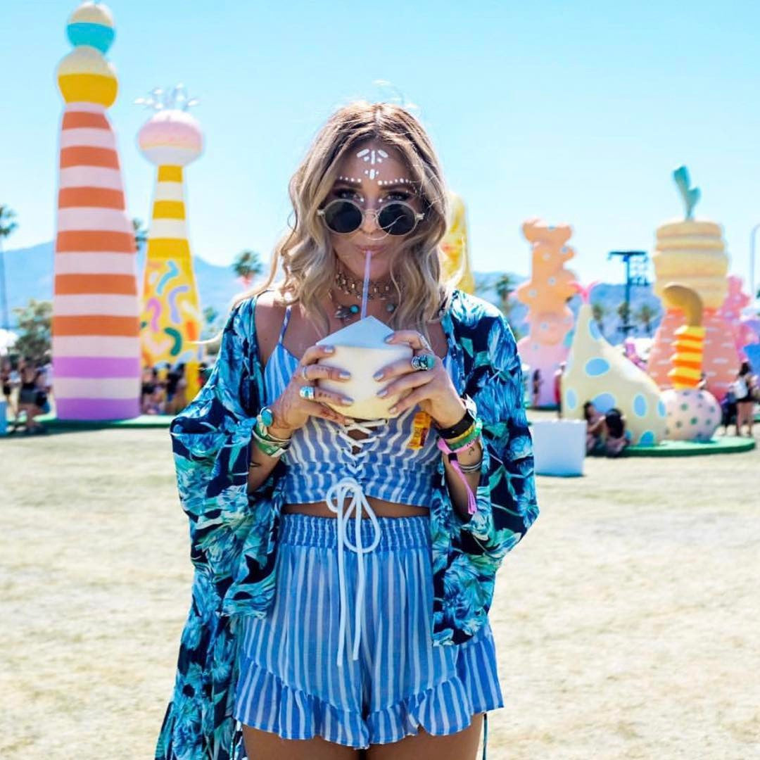 The Best Coachella Outfits To Inspire Your Summer Looks Coachella 2017 U2013 Lupsona