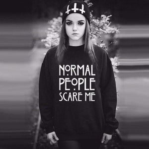 NORMAL PEOPLE SOLLT MECH Cool Sweatshirt
