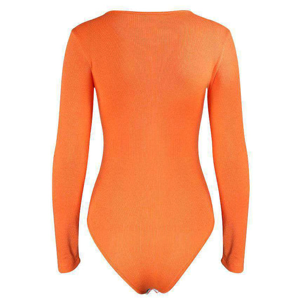 Litreacha BABE Long Sleeve Bodysuit - Lupsona