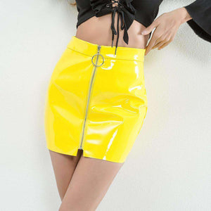 Patentlieder Front Zipper Package Hip Rock - Lupsona